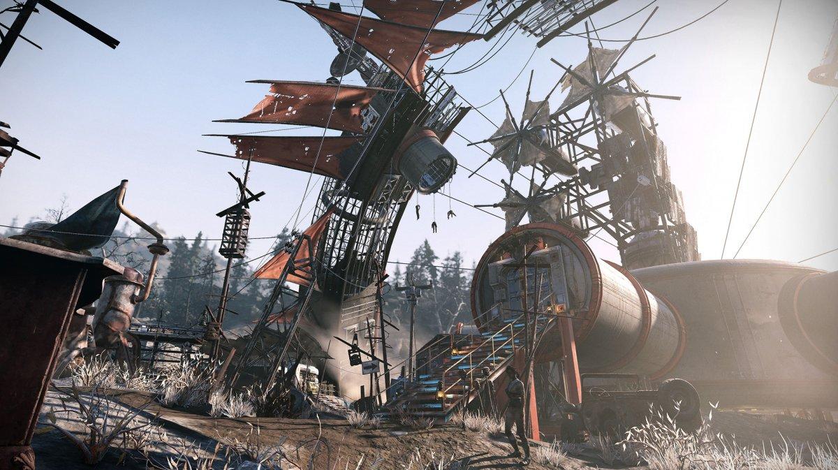 Авторы Fallout 76 рассказали о ключевых фракциях обновления Wastelanders