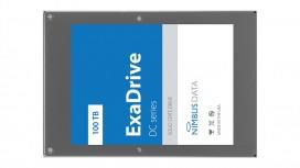 Объём твердотельного накопителя ExaDrive DC100 достигает 100 ТБ