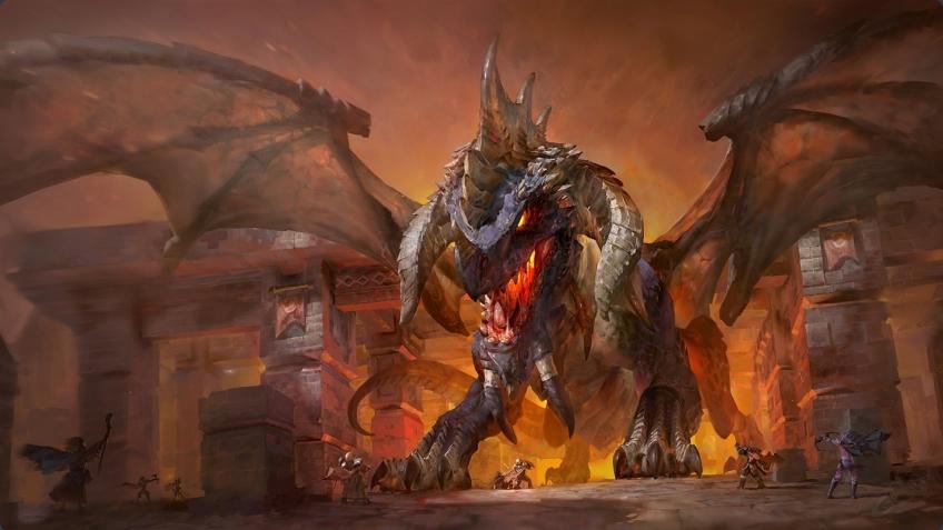 В Hearthstone начинается год Дракона