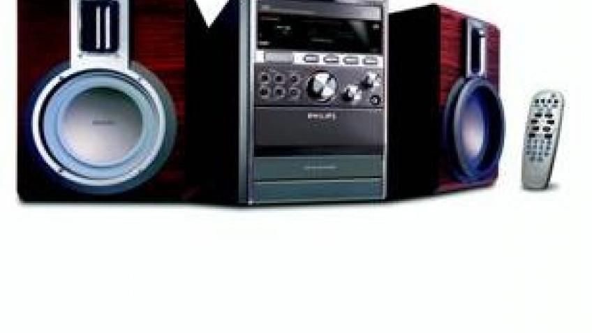 Микросистема Philips