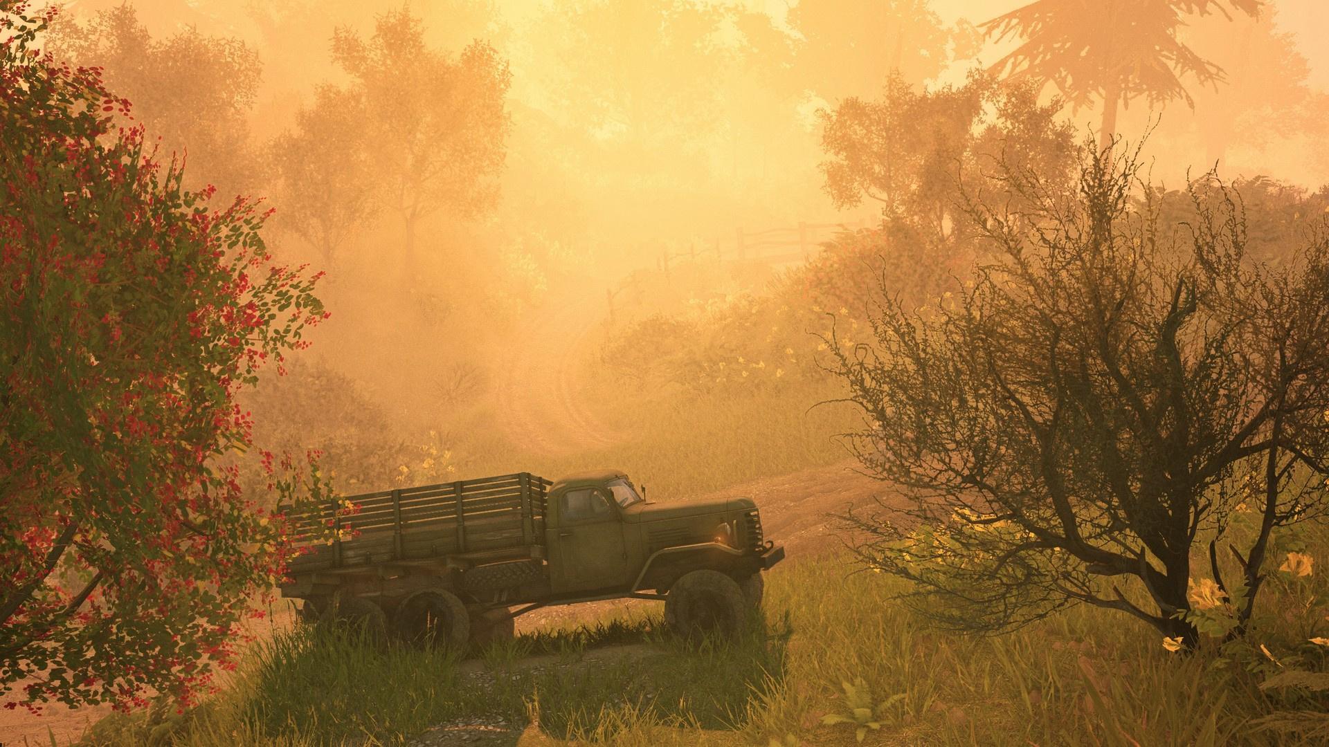 Две карты, три грузовика: к Spintires выпустили аддон China Adventure