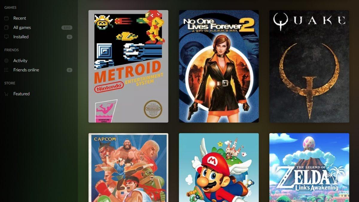 GOG Galaxy2.0 позволяет теперь добавить практически любую игру