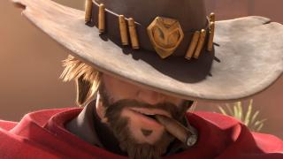 Джесси Маккри из Overwatch превратится в Коула Кэссиди — уже26 октября