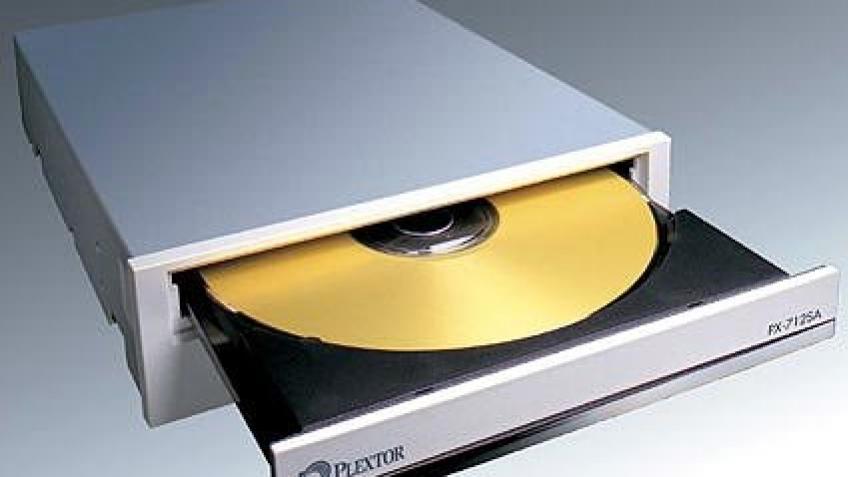 Еще один DVD-привод от Plextor