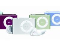 Объем памяти iPod Shuffle возрастет вдвое