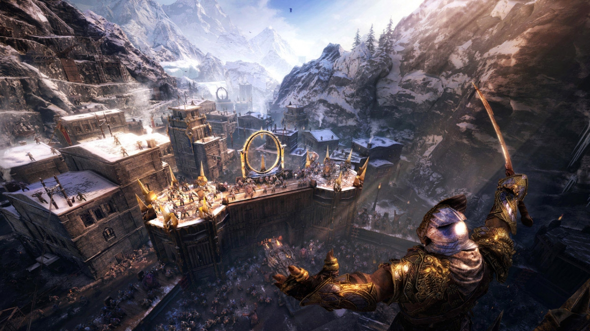Middle-earth: Shadow of War не выйдет в августе