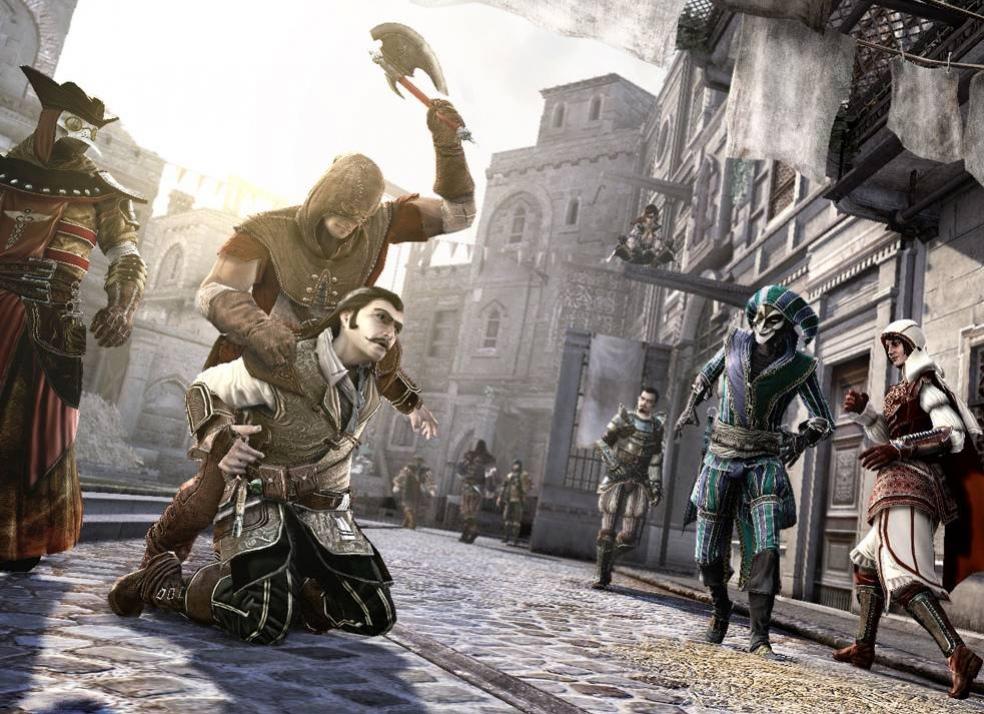 Ubisoft наградит владельцев РС за терпение