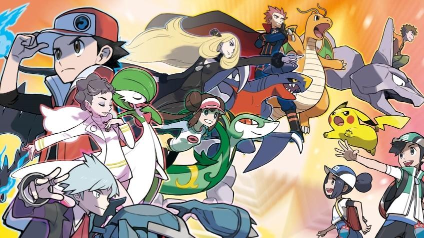 Pokemon Masters заработала26 миллионов долларов за первую неделю