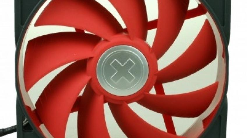Резиновые корпусные вентиляторы Xcilence