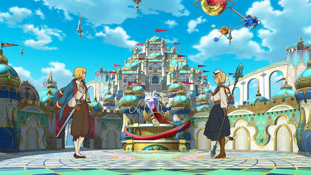 Ni no Kuni: Cross Worlds получила анимационный тизер-трейлер