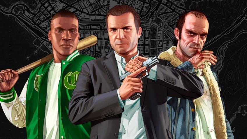 СМИ: следующей игрой Rockstar станет Grand Theft Auto VI, но её только начинают делать