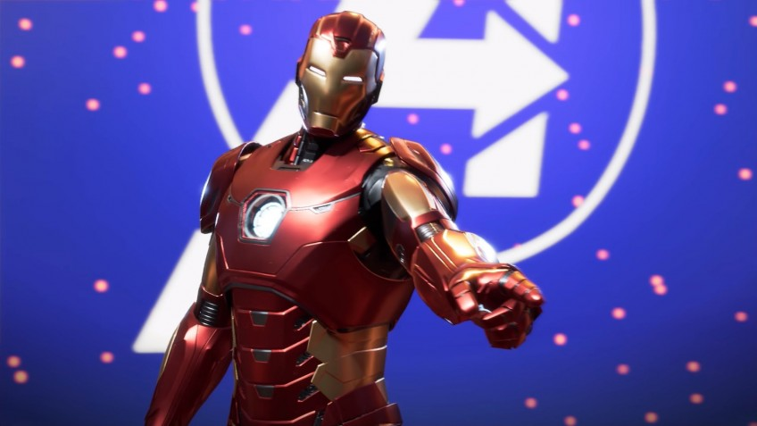 Square Enix наконец-то официально показала геймплей «Мстителей»