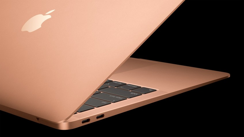Apple скрытно отозвала MacBook Air 2018