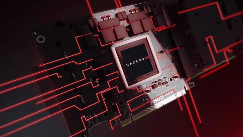 AMD запатентовала гибридный рейтрейсинг