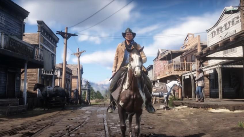 РС-версия Red Dead Redemption2 выйдет в 16:00 МСК