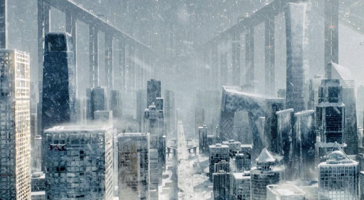 В Китае сняли первый высокобюджетный фантастический фильм