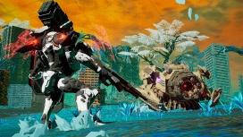 На Nintendo Treehouse показали игровой процесс Daemon X Machina