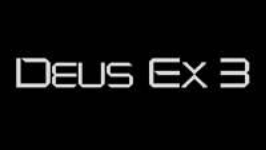 Deus Ex 3: назад в прошлое?