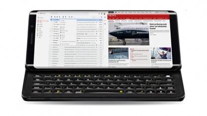 Смартфон с физической клавиатурой F(x)tec Pro1 готов к отправке