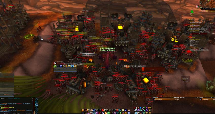 World of Warcraft заполонили чумные зомби: началась вторая неделя «Прихода смерти»1