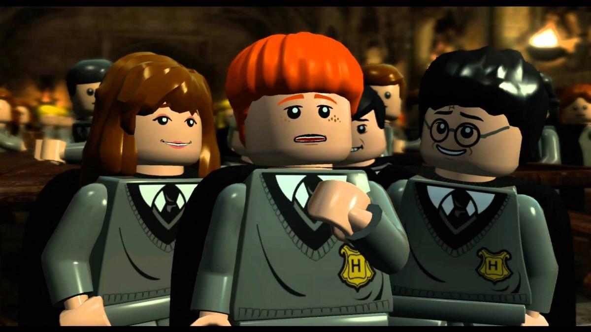 LEGO Harry Potter переиздадут на PS4