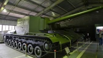 Разработчики World of Tanks рассказывают о новой технике
