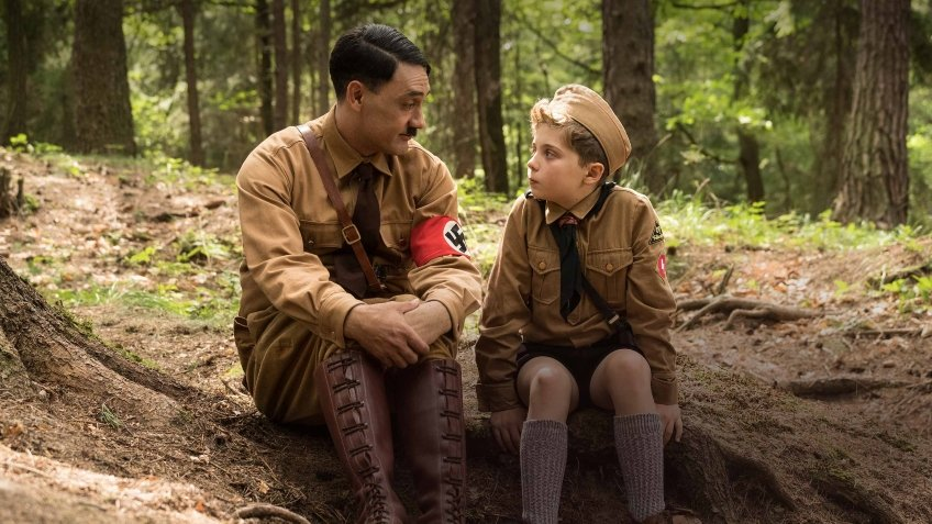 Фильм про воображаемого Гитлера «Кролик Джоджо» Тайки Вайтити не выйдет в России
