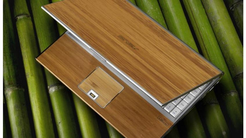 Бамбуковый ноутбук ASUS получил цену