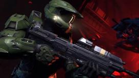 Halo Infinite: новый сюжетный трейлер и геймплей мультиплеера