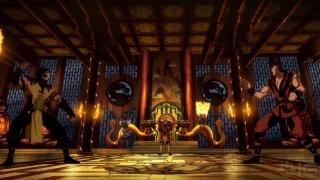 Появился дебютный трейлер анимационной адаптации Mortal Kombat