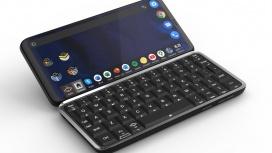 Planet Computers собирает деньги на новый смартфон с физической клавиатурой