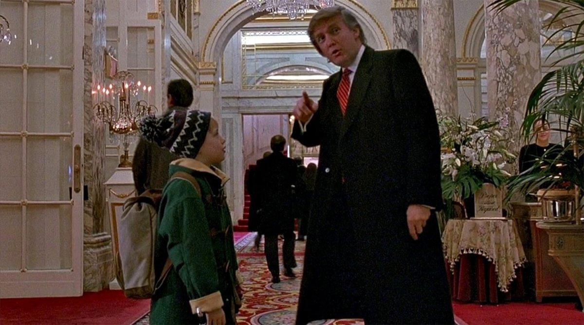 Из комедии «Один дома 2» вырезали сцену с президентом Трампом