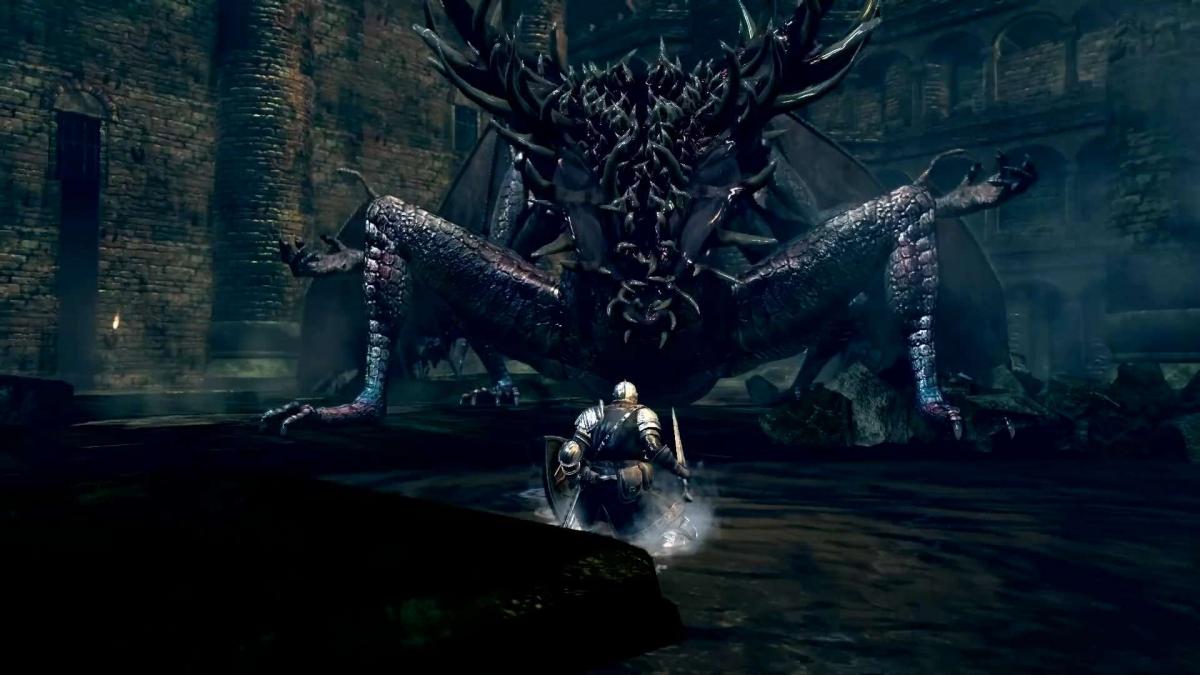Для участия в тестировании Dark Souls: Remastered надо успеть скачать клиент