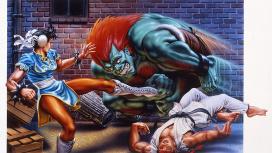 Скончался художник, создавший арты для Street Fighter II и Streets of Rage2