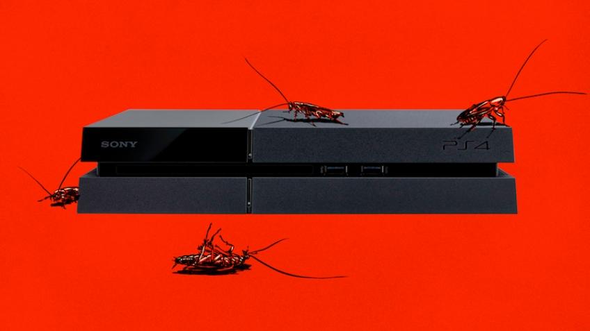 Почему тараканы предпочитают PS4?