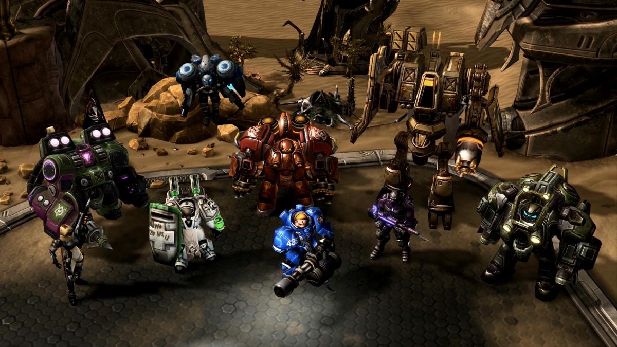 Поклонники StarCraft 2 смогут сразиться с ИИ DeepMind в
