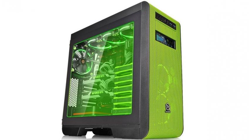 Thermaltake выпустила корпус Core V51 Riing Edition