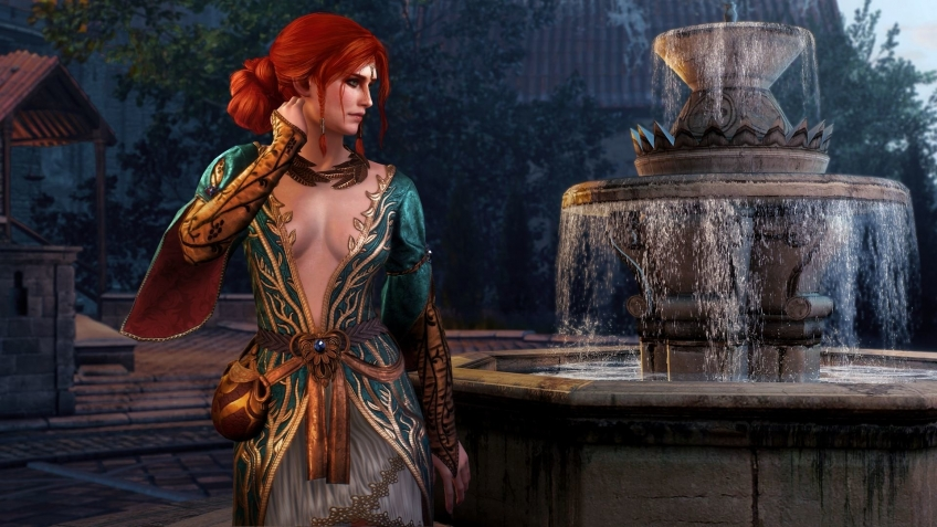Игроки вернули «Ведьмаку 3» изначальный интерфейс