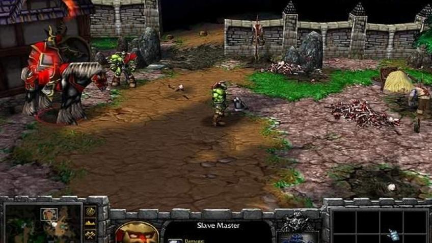 Патч для Warcraft III
