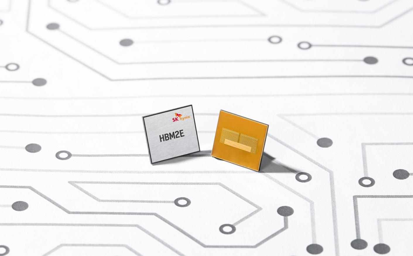SK Hynix анонсировала память HBM2E с рекордной пропускной способностью