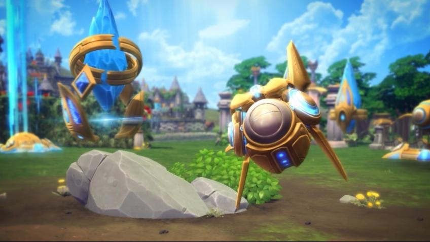 Blizzard представила нового героя Heroes of the Storm