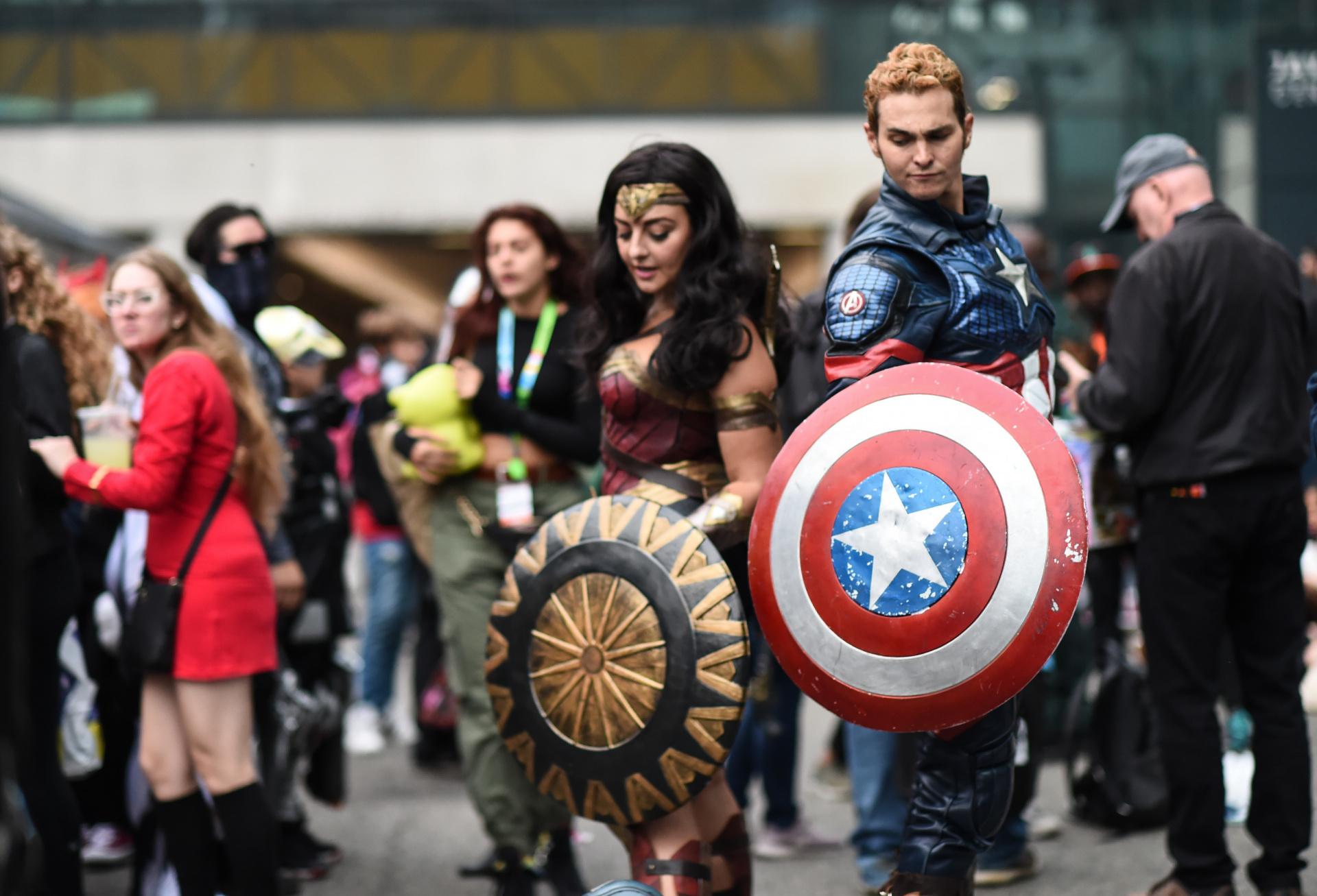 Comic-Con в Нью-Йорке тоже планируют провести в старом формате