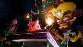 Переиздание Crash Bandicoot получило трейлер, а PS4 — три ремастера