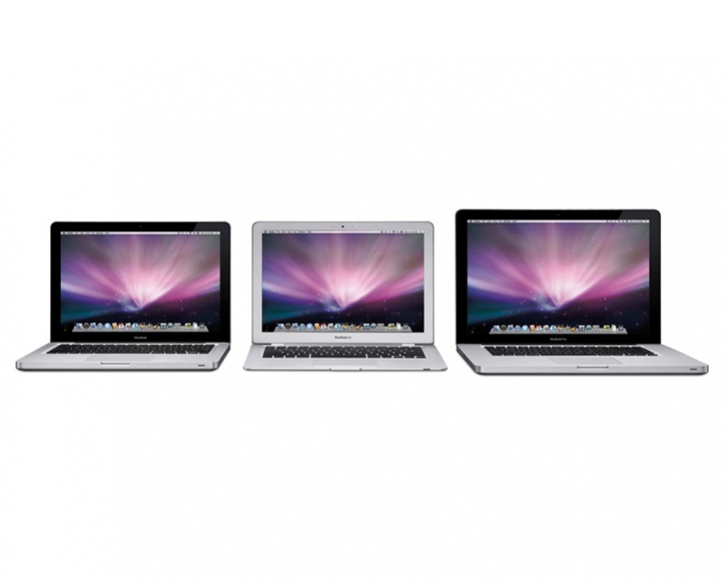 День Apple: новые MacBook