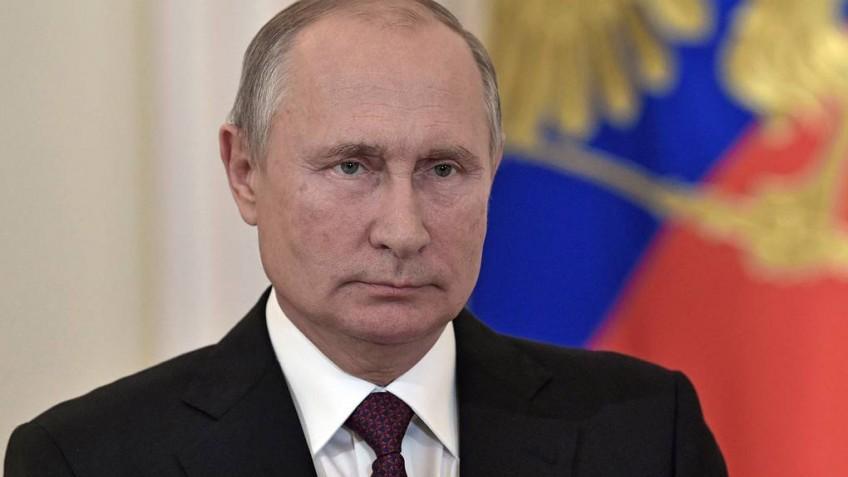 Владимир Путин предложил реализовать по всей России проект «Доступный интернет»
