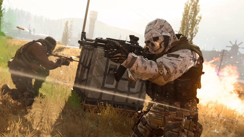 В Call of Duty: Modern Warfare добавят классическую королевскую битву