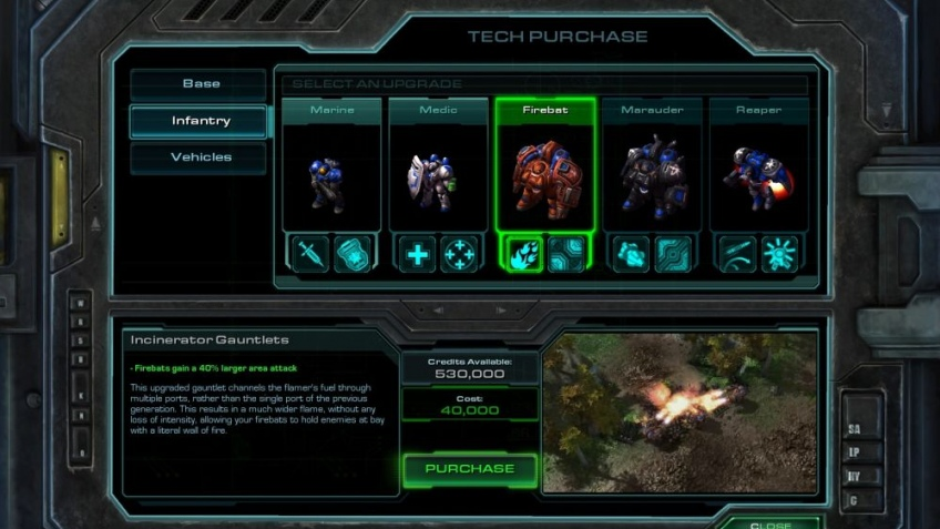 Фанаты StarCraft2 смогут сменить имя бесплатно