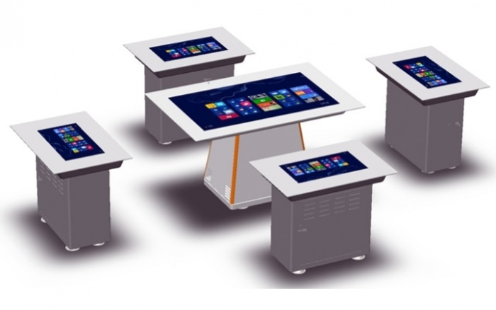 DreamVision Touch Table PC T55: компьютер в виде сенсорного стола