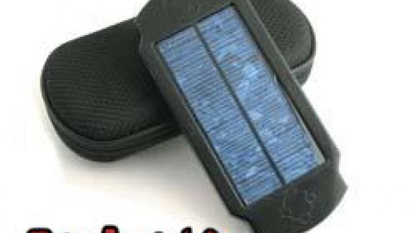 Заряди PSP от солнца