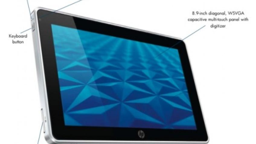 Планшет HP Slate 500 будет представлен официально